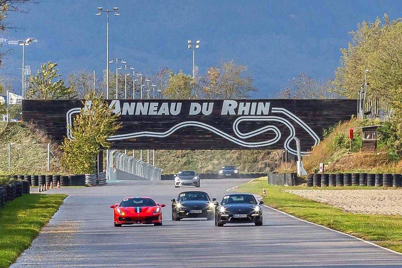 Drive Your Dreams - Rennstreckentraining Anneau du Rhin