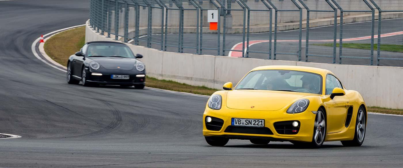 Drive Your Dreams - Rennstreckentraining Bilster Berg
