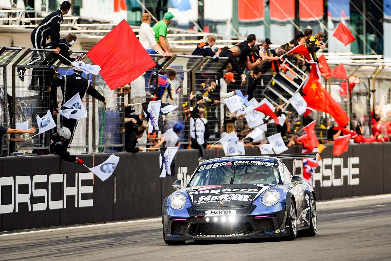 Drive- Your Dreams - Sebastian von Gartzen - Motorsport Porsche GT3 Cup 003