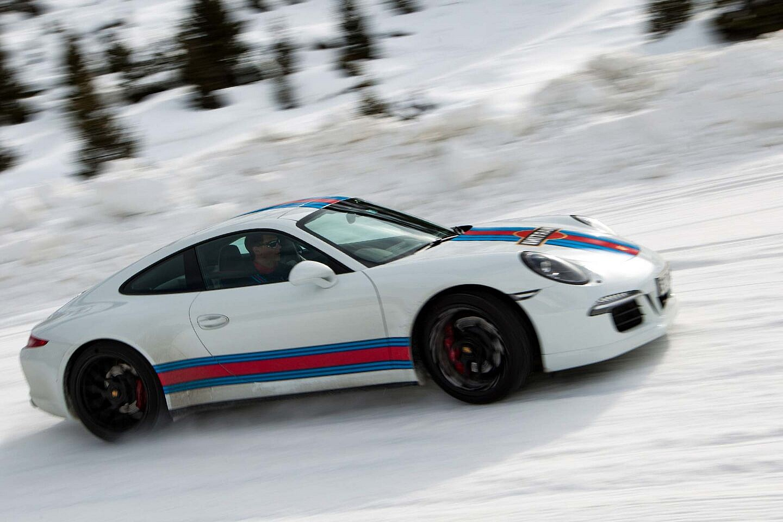 Drive Your Dreams - Snow Line